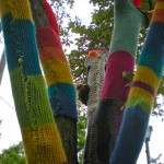 Yarn Bombs Over Northampton: Adele Interviews the Elusive Riot Prrl
