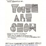 YOUTH ART SHOW at DYNAMITE!