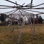 What Goes Up, Must Come Down: the undoing of the Gazarbor at Montview Neighborhood Farm