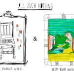 All Such Nothing // Drawings by Perry Baron Huntoon and Phoebe Bulkeley Harris