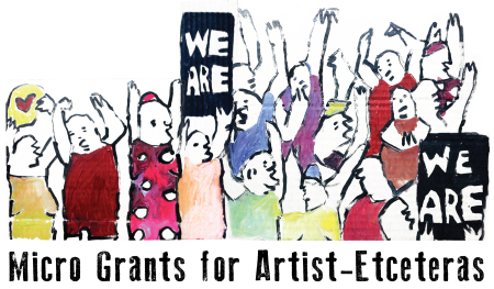 VAS presents Mutural Aid Micro Grants for Creative Projects! 1st Round Begins NOW!